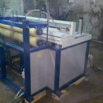 линия производства кладочной сетки